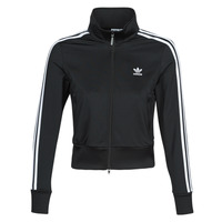 vaatteet Naiset Ulkoilutakki adidas Originals FIREBIRD TT Musta