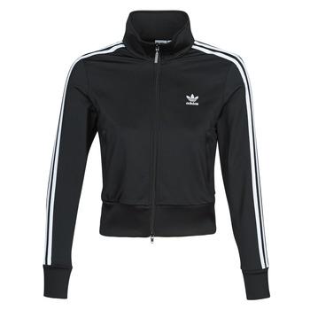 vaatteet Naiset Ulkoilutakki adidas Originals FIREBIRD TT Black