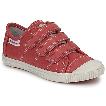 kengät Lapset Matalavartiset tennarit Pataugas BISTRO Red
