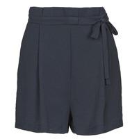 vaatteet Naiset Shortsit / Bermuda-shortsit Only ONLAMANDA Laivastonsininen