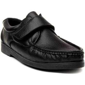 kengät Miehet Mokkasiinit Montevita 65804 BLACK