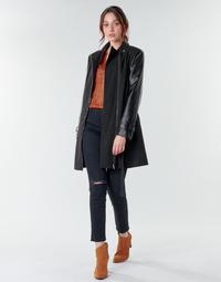 vaatteet Naiset Paksu takki Moony Mood NOUMEA Black