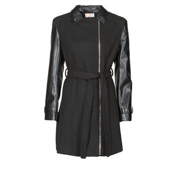 vaatteet Naiset Paksu takki Moony Mood NOUMEA Musta