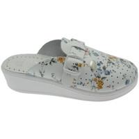 kengät Naiset Puukengät Medical Comfort MEDI210fio bianco