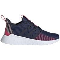 kengät Lapset Juoksukengät / Trail-kengät adidas Originals Questar Flow Tummansininen