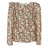 vaatteet Naiset Topit / Puserot Betty London NELIA Black / Multicolour