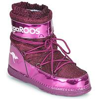 kengät Naiset Bootsit Kangaroos K-MOON Violetti