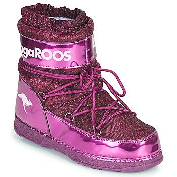 kengät Naiset Bootsit Kangaroos K-MOON Violet