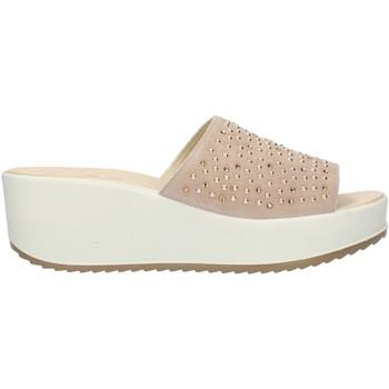 kengät Naiset Sandaalit Imac 508280 Beige