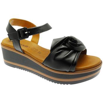 kengät Naiset Sandaalit ja avokkaat Susimoda SUSI29107ne nero