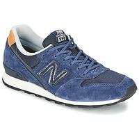 kengät Naiset Matalavartiset tennarit New Balance WR996 Laivastonsininen