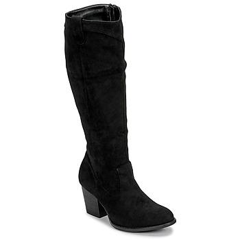 kengät Naiset Saappaat Moony Mood NOEMA Black