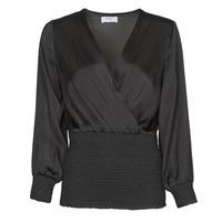 vaatteet Naiset Topit / Puserot Betty London NAUSSE Black