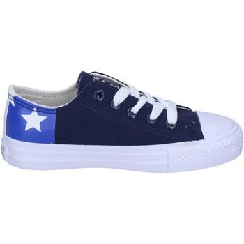kengät Pojat Tennarit Beverly Hills Polo Club BM763 Sininen