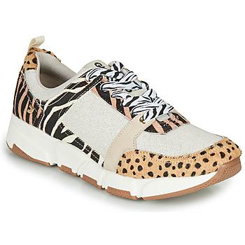 kengät Naiset Matalavartiset tennarit Gioseppo CREAZZO Leopardi