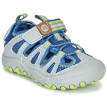 kengät Lapset Urheilusandaalit Gioseppo MEXICALI Grey / Blue