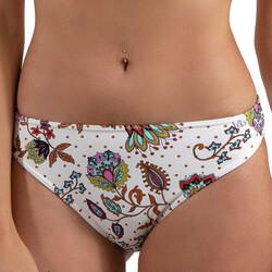vaatteet Naiset Bikinit LPB Woman 0011BAS / COOL Valkoinen