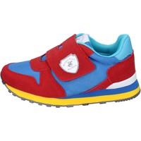 kengät Pojat Tennarit Beverly Hills Polo Club BM767 Punainen