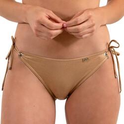 vaatteet Naiset Bikinit LPB Woman 005BAS / METAL ROSE Beige