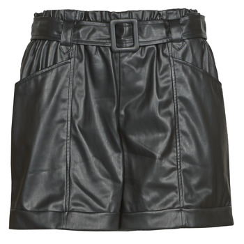 vaatteet Naiset Shortsit / Bermuda-shortsit Liu Jo WF0104-E0392 Musta