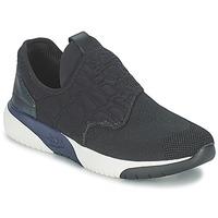 kengät Naiset Matalavartiset tennarit Ash SODA Black / Blue