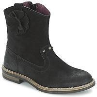 kengät Tytöt Bootsit Mod'8 NOLA Musta