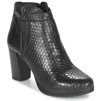 kengät Naiset Nilkkurit Mjus GRACANICA Black