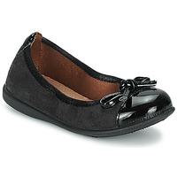 kengät Tytöt Balleriinat Citrouille et Compagnie ROCIA Black