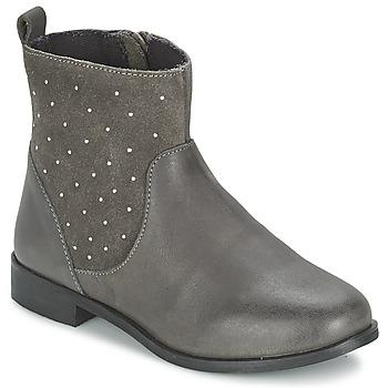 kengät Tytöt Bootsit Citrouille et Compagnie BANMAL Grey