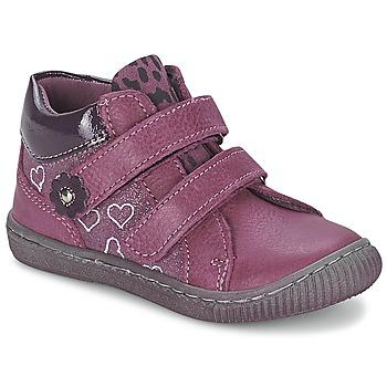kengät Tytöt Bootsit Citrouille et Compagnie GALIS Pink