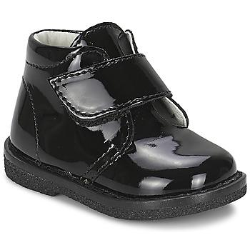 kengät Tytöt Bootsit Citrouille et Compagnie MERLE Black