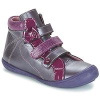 kengät Tytöt Bootsit Citrouille et Compagnie FALIE Violet