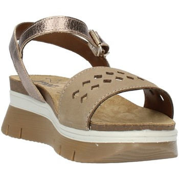 kengät Naiset Sandaalit ja avokkaat Imac 509190 Beige