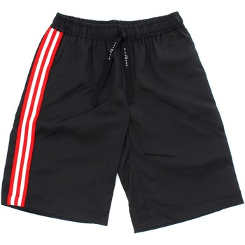 vaatteet Pojat Shortsit / Bermuda-shortsit Richmond Kids RBP20005BE Black