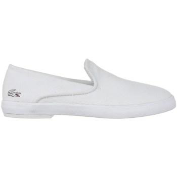 kengät Naiset Matalavartiset tennarit Lacoste Cherre 116 2 Caw Valkoiset