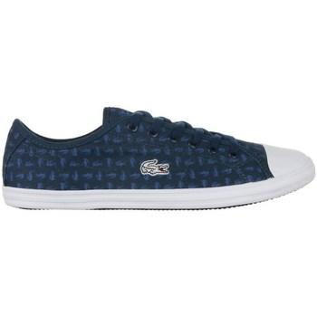 kengät Naiset Matalavartiset tennarit Lacoste Ziane Sneaker 116 2 Spw Tummansininen