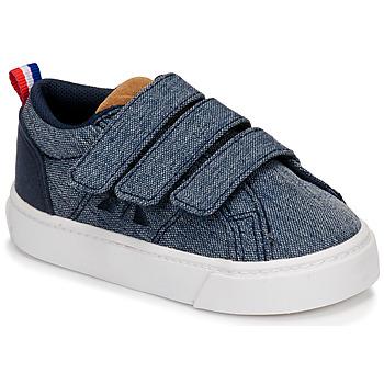 kengät Lapset Matalavartiset tennarit Le Coq Sportif VERDON CLASSIC Blue
