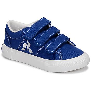 kengät Lapset Matalavartiset tennarit Le Coq Sportif VERDON PLUS Sininen