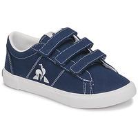 kengät Lapset Matalavartiset tennarit Le Coq Sportif VERDON PLUS PS Blue