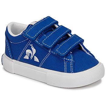 kengät Lapset Matalavartiset tennarit Le Coq Sportif VERDON PLUS Blue