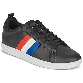kengät Matalavartiset tennarit Le Coq Sportif COURTCLASSIC FLAG Black