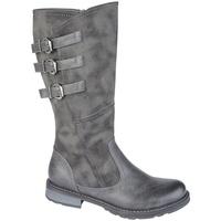 kengät Naiset Saappaat Cipriata  Grey