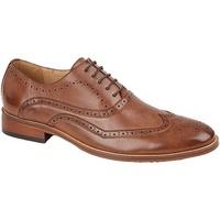 kengät Miehet Herrainkengät Goor  Mid Brown