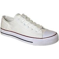 kengät Naiset Tennarit Dek  White