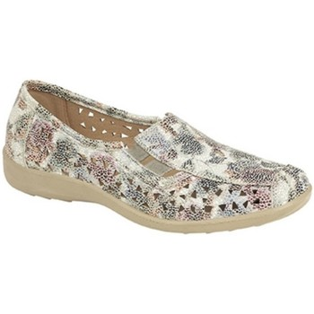 kengät Naiset Mokkasiinit Boulevard  Multi Floral