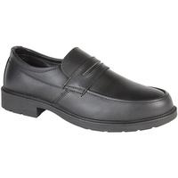 kengät Miehet Mokkasiinit Grafters  Black