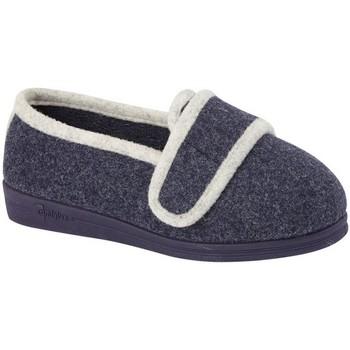kengät Naiset Tossut Comfylux  Navy