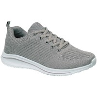 kengät Naiset Matalavartiset tennarit Cipriata  Grey