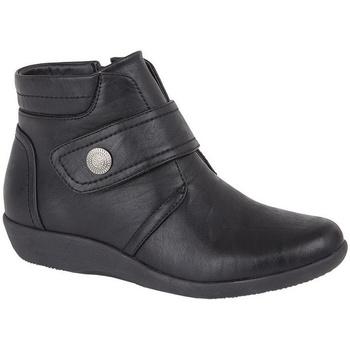 kengät Naiset Nilkkurit Boulevard  Black