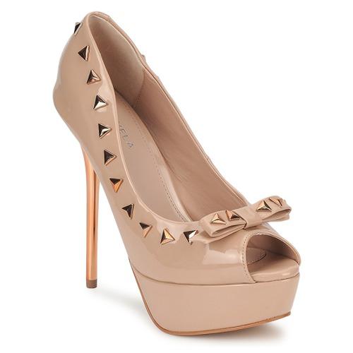 kengät Naiset Korkokengät Carvela GWENDOLYN Nude
